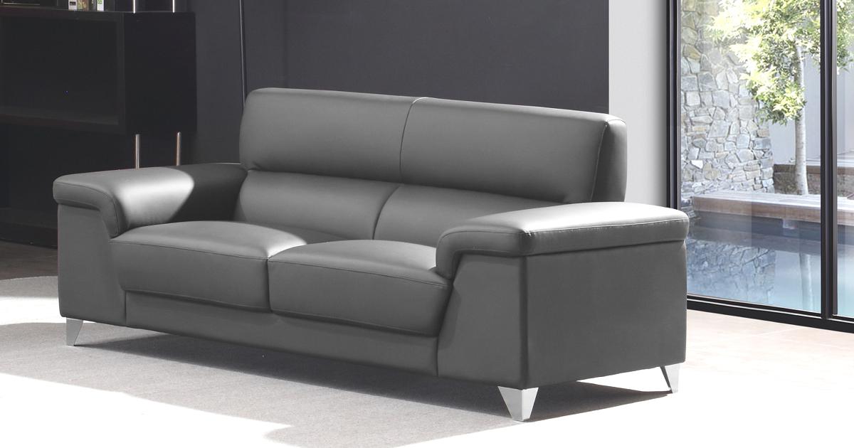 Apex 2 Seater Grey