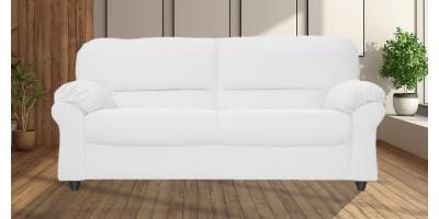 Artisan 3 Seater White