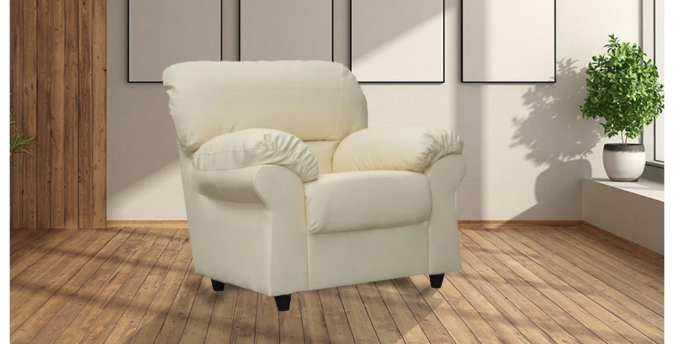 Artisan 1 Armchair Cream