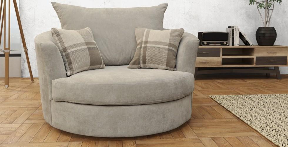 Ashby Swivel Chair