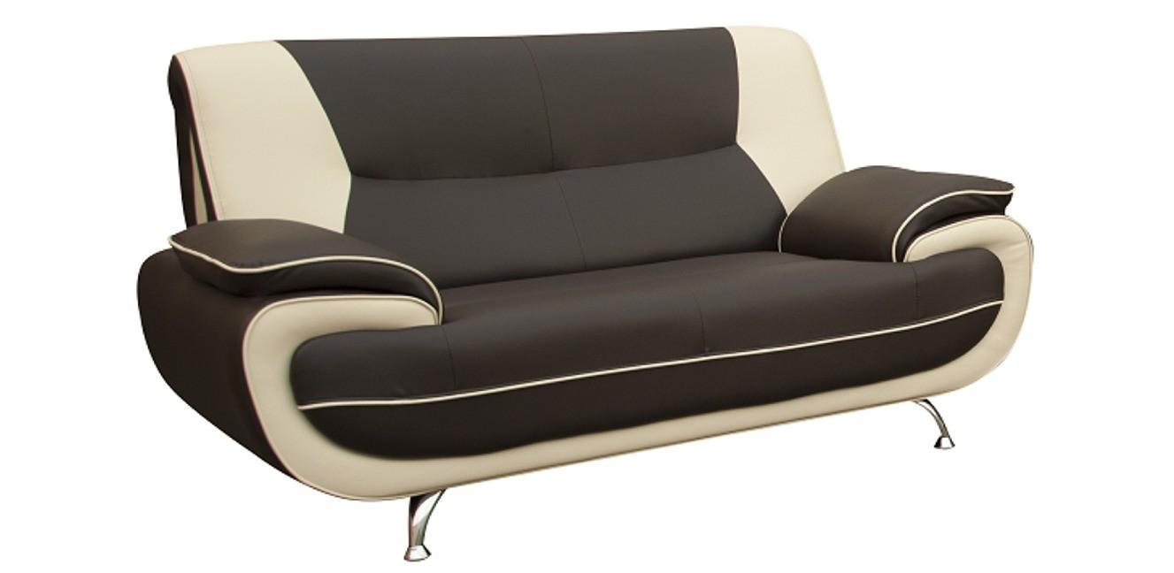 Bari 1 Armchair Grey-White