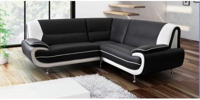 Bari Corner Group Black-White