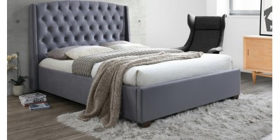 Deacon King Size Bed 150cm