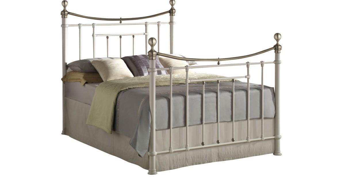 Addison - Double Bed Black