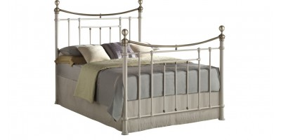 Addison - Double Bed Cream