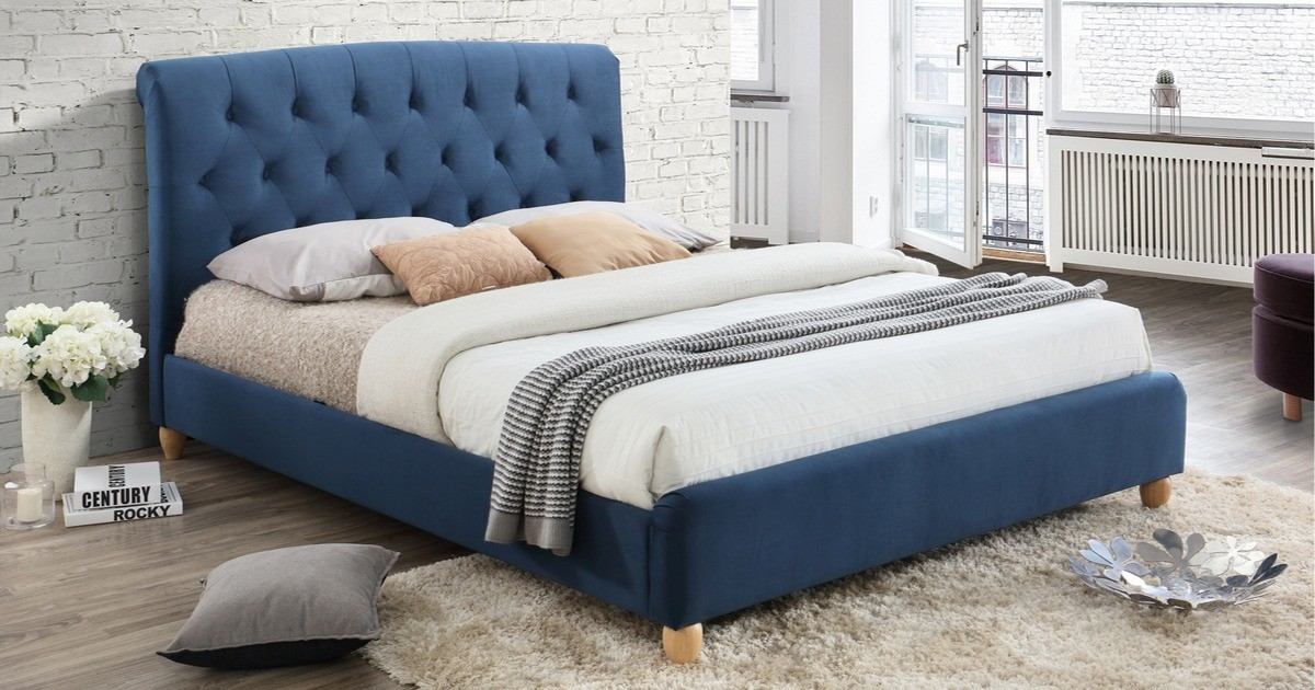 Tokyo Small Double Bed 120cm