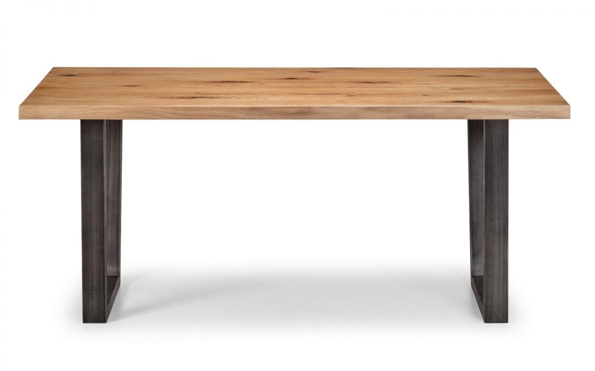 Brooklyn Solid Oak Dining Table