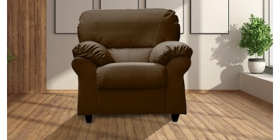 Artisan 1 Armchair Brown