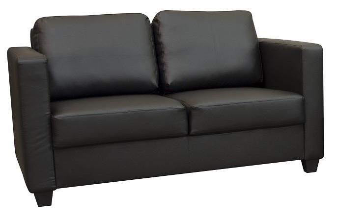 Dante 3+2 Seater Sofa Black