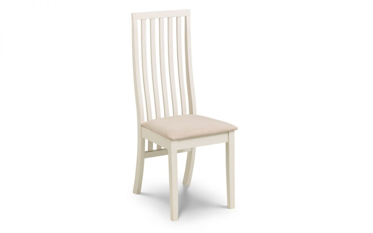 Vermont Lacquered Rubberwood Dining Chair