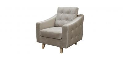 Gainsborough 1 Armchair Cream