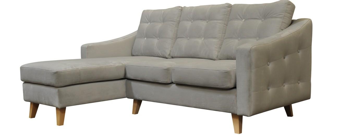 Gainsborough 3 Seater Sofa Cream