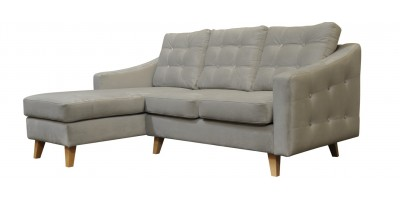 Gainsborough Corner Sofa LHC Cream