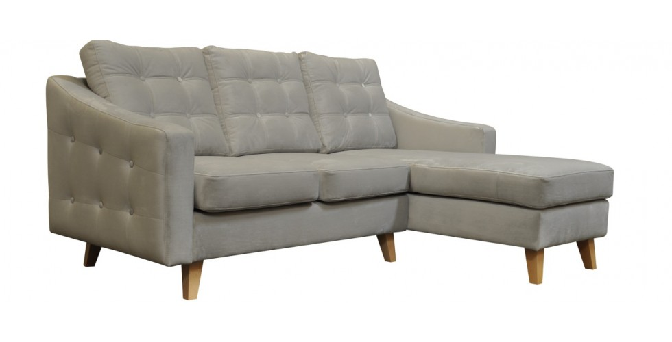 Gainsborough Corner Sofa RHC Cream