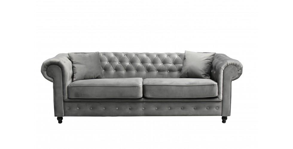 Newport 3+2 Seater Sofa Asphalt Plush
