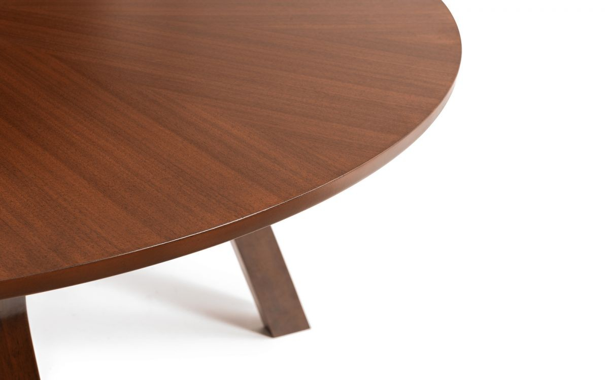 Huxley Round Table with + 4 Chairs Set