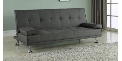 Hush Sofa Bed - Grey