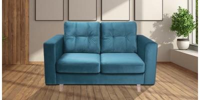 Coco 2 Seater Sofa Ocean Plush