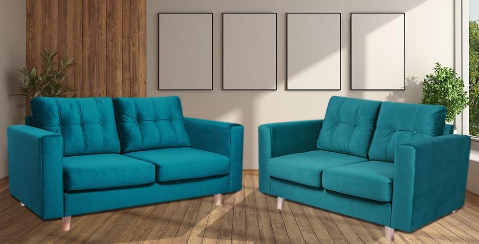 Coco 3+2 Seater Sofa Ocean Plush