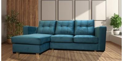 Coco Left Corner Sofa Ocean Plush