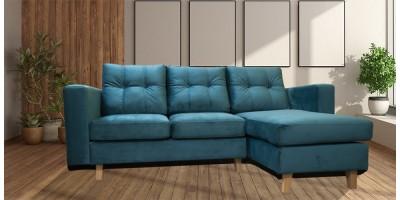 Coco Right Corner Sofa Ocean Plush