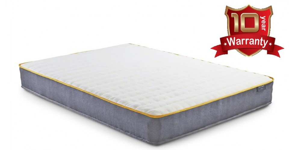 Delight King Size Mattress - Pocket Sprung with Memory Foam