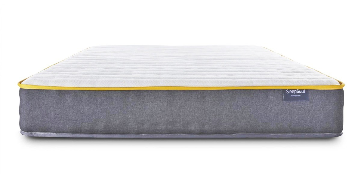 Delight Small Double Mattress - Pocket Sprung with Memory Foam 120cm