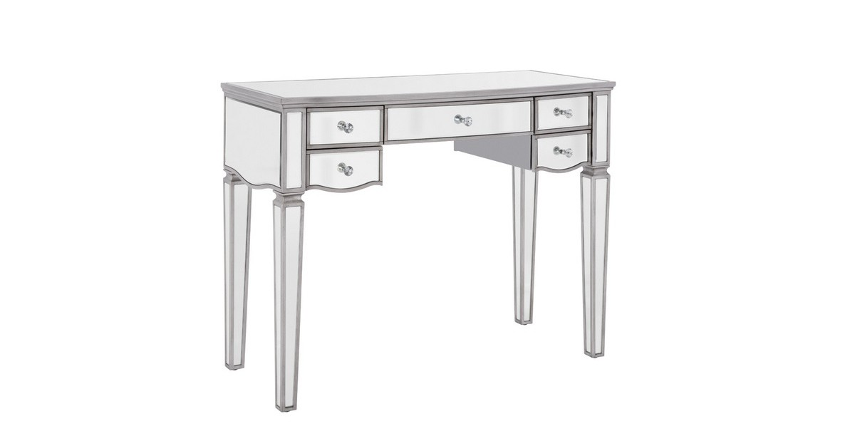 Elysee 5 Drawer Dressing Table