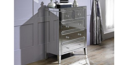 Italia 3 + 2 Drawer Chest
