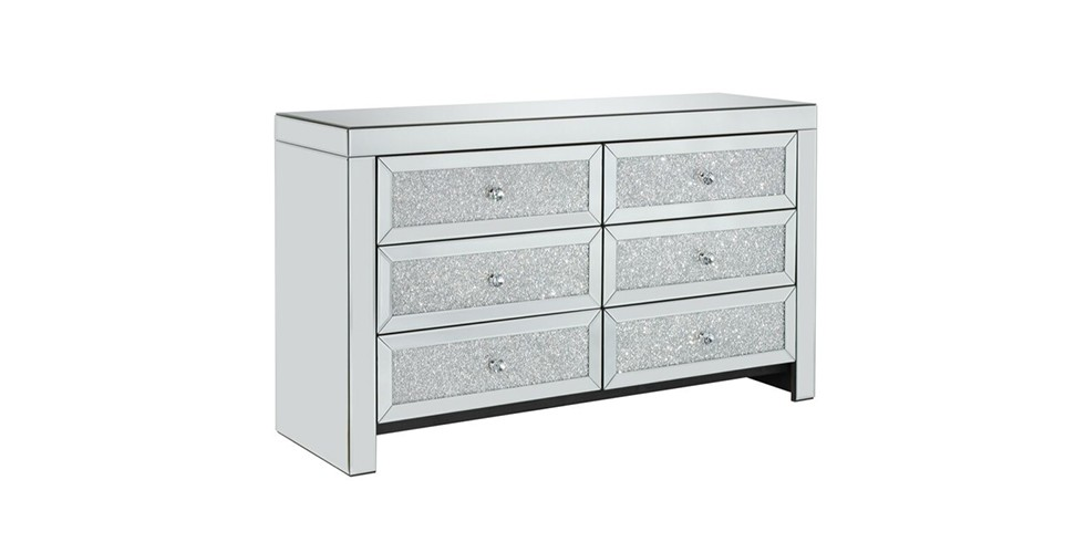 Vienna 6 Drawer Chest
