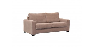 Roseland 3 Seater Sofa Bed Brown