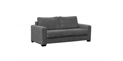 Roseland 3 Seater Sofa Bed Graphite