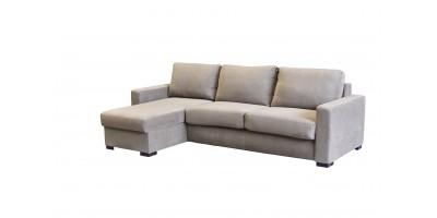 Roseland Corner Sofa Bed LHC Grey 243