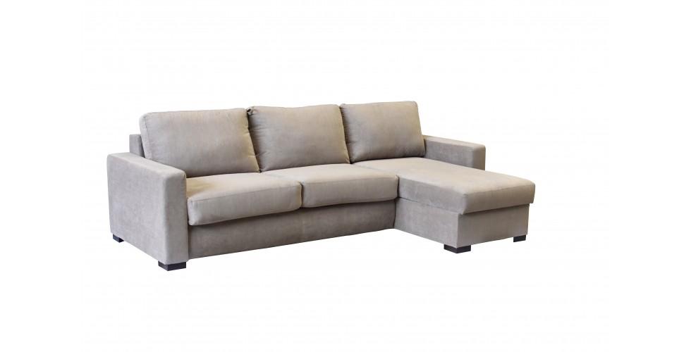 Roseland Corner Sofa Bed RHC Grey 243