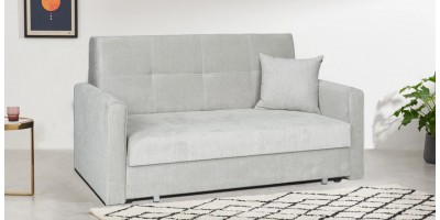 Ray Sofa Bed Silver