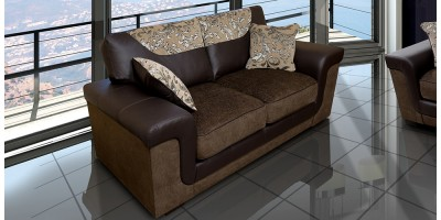 Symphony 2 Seater Brown