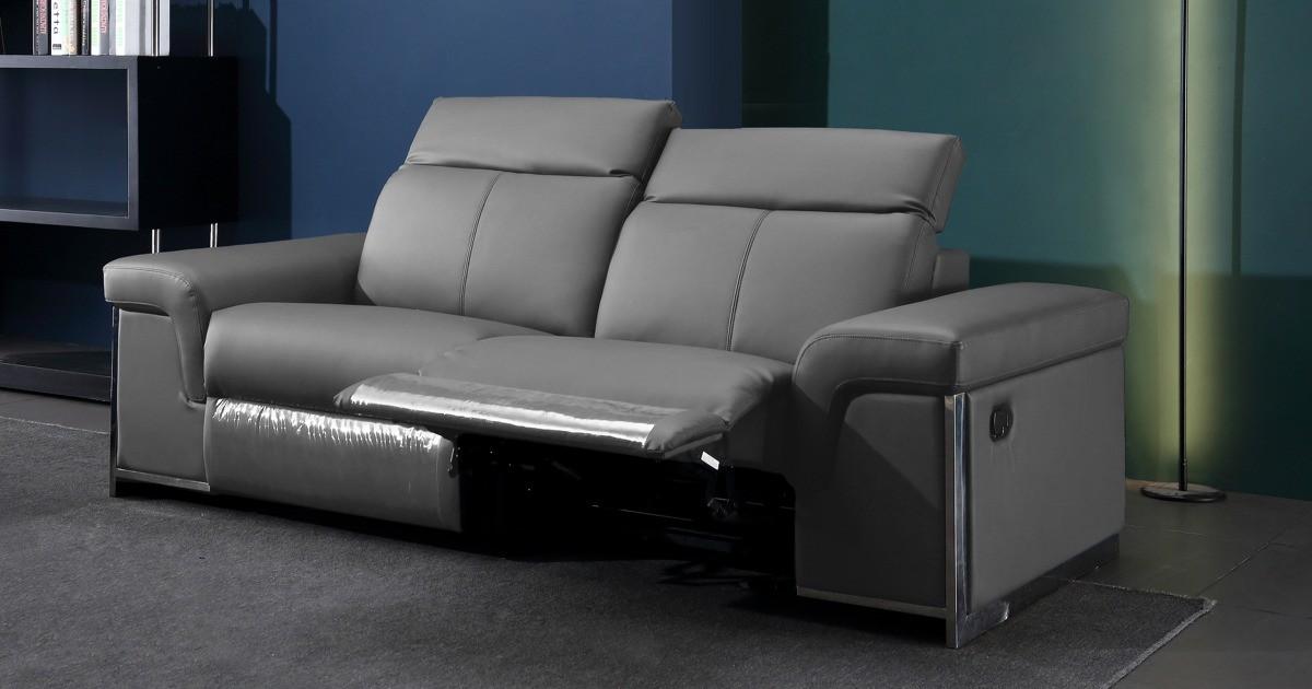 Vortex 2 Seater Grey