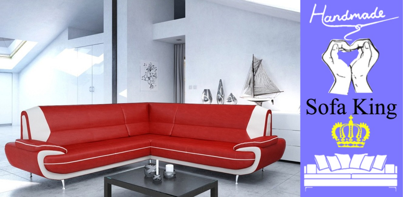 Bari Red White Corner Group