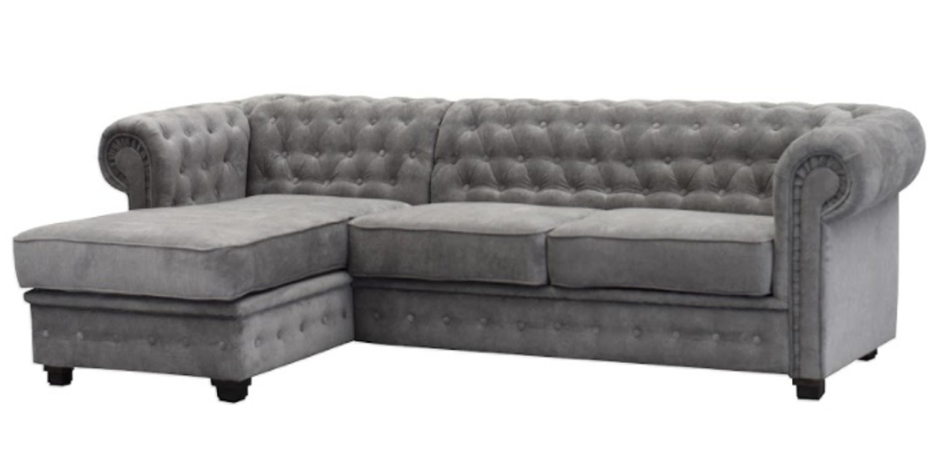 Chesterfield Sofa Features